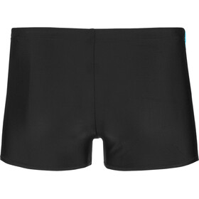 speedo Dive Aquashorts Miehet, boom black/aquasplash/oxid grey
